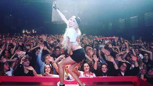 Eskalation pur: So wild ist Mia Julias 1. Deutschland-Tour!