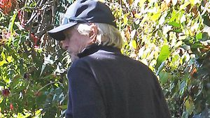Nach Kirk Douglas' Tod: Erste Bilder von Michael und Anne
