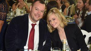 Michael Gladis und Beth Behrs in Hollywood