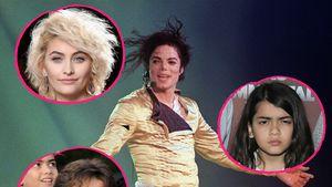 Michael Jackson und seine Kinder