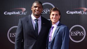 Nach Outing: Footballer Michael Sam ist verlobt!