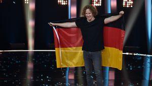 Michael Schulte happy: Ohne SIE fährt er nicht zum ESC!