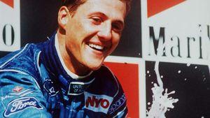 """Michael Schumacher beim """"Großen Preis von Ungarn"""""""