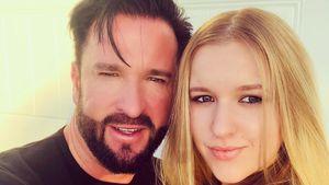 Lobeshymne: Adeline schwärmt weiter heftig über Papa Wendler