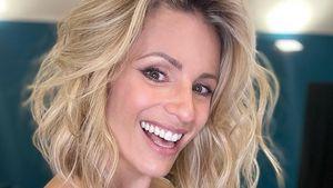 Byebye Mähne: Michelle Hunziker begeistert mit kurzen Haaren