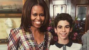 In Trauer: Sogar Michelle Obama gedenkt Cameron Boyce (†20)