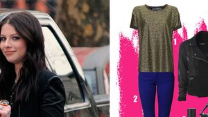 Style dich wie Gossip Girl-Michelle Trachtenberg
