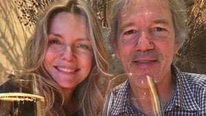Mit Insta-Pic: Michelle Pfeiffer feiert ihre Silberhochzeit!