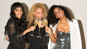 Wieder eine Reunion: Destiny's Child-Girls feiern zusammen!