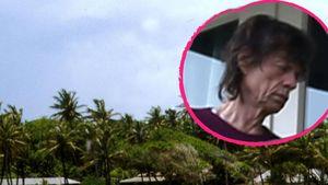 Nach L'Wrens Tod: Mick Jagger flieht ins Paradies