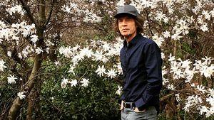 Gewohnt lässig: Mick Jagger postet erstes Pic nach Herz-OP!