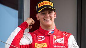 Nach Zitterpartie: Mick Schumacher ist Formel-2-Champion!