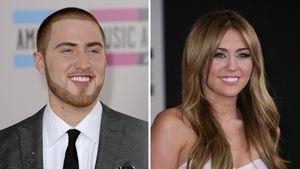 Miley Cyrus und Mike Posner