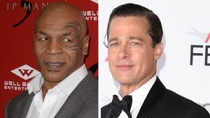 Mit seiner Frau erwischt! Mike Tyson lobt Brad Pitt trotzdem