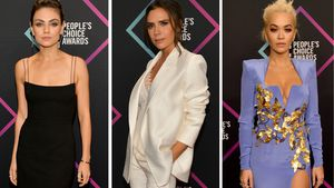 Das waren die coolsten Looks der People's Choice Awards 2018