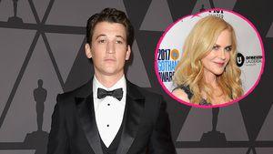 Miles Teller: Von Nicole Kidman am Set eiskalt ignoriert!