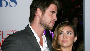 Echte Seltenheit: Liam postet süßes Couple-Pic mit Miley!