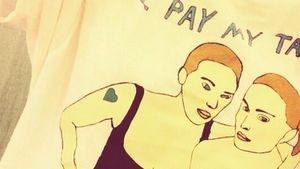Skandalfrei! Miley Cyrus kämpft für Homo-Rechte