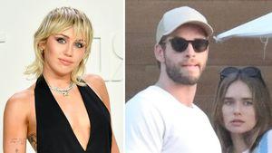 Miley Cyrus freut sich für Ex Liam und dessen neue Liebe