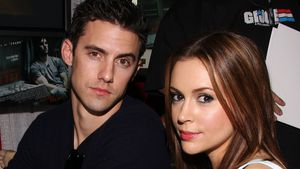 Milo Ventimiglia und Alyssa Milano auf der Wizard World Convention in Los Angeles