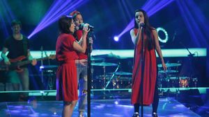 "Mimoza, Vjollca und Shkurte bei ""The Voice of Germany"""