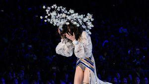 Nach peinlichem Sturz: Jetzt spricht VS-Model Ming Xi!