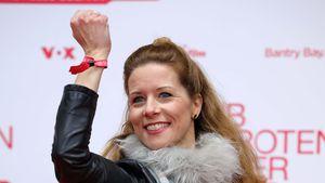 Supersüß: So wird Miriam Lange ihre Schwanger-Kilos los!