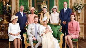 Königliche Taufe: Diese Gäste feierten mit Archie Harrison