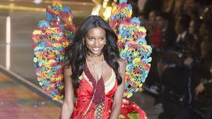 """Model Jasmine Tookes bei der """"Victoria's Secret""""-Show 2015"""