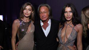 Vater von Model-Schwestern Gigi und Bella Hadid ist bankrott