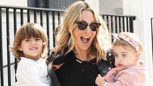 Mit 43 Jahren: Molly Sims ist zum dritten Mal schwanger!