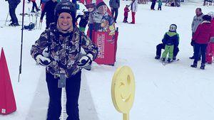 Monica Ivancan: Ihr Sohn Anton (3) fährt besser Ski als sie!