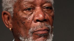 Morgan Freeman: Er soll 8 Frauen sexuell belästigt haben!