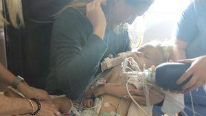 Rührender Post: Heute wäre Morgan Millers Baby 2 geworden