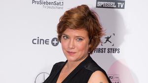 Muriel Baumeister bei den First Steps Awards 2015 in Berlin