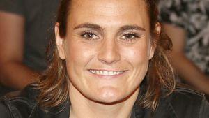 """""""Dancing on Ice"""": Nadine Angerer darf sich nicht verletzten"""