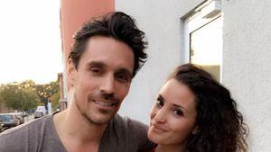 """Philipp Christopher und Nadine Menz haben ihren letzten Drehtag bei """"GZSZ"""""""