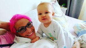 Mama-Schmerz: Nadine Zucker kann sich nicht um Baby kümmern!