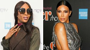 Fashion-Fight mit Naomi Campbell? Kim Kardashian klärt auf