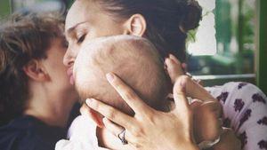 """Selten! """"Star Wars""""-Ikone Natalie Portman zeigt ihre Kinder"""