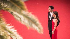 Natalie Portman und Benjamin Millepied in Cannes