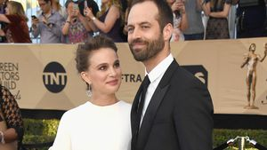 Natalie Portman und Benjamin Millepied bei den Annual Screen Actors Guild Awards 2017