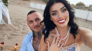 Dicker Klunker: Nathalie Volk hat sich mit Timur verlobt!