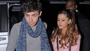 Liebes-Revival mit Ariana? Da lacht Nathan Sykes nur