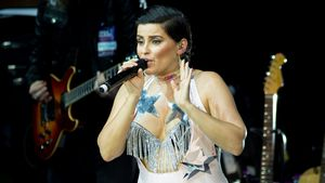 Nelly Furtado in New York City