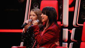 """Tränen bei """"The Voice Kids"""": Nena lehnt ihren größten Fan ab"""