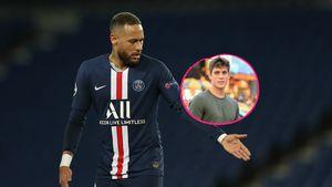 """""""Schwuchtel"""": Fußballer Neymar beleidigt Freund seiner Mama"""