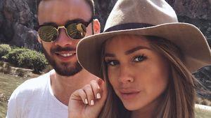 Gehen gemeinsam aufs Klo: Ist DAS Liz Kaebers Love-Secret?