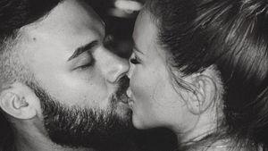 Rarität: Liz Kaeber teilt intimes Paar-Bild mit Ehemann