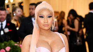"""So dankbar"": Rapperin Nicki Minaj verrät das Babygeschlecht"